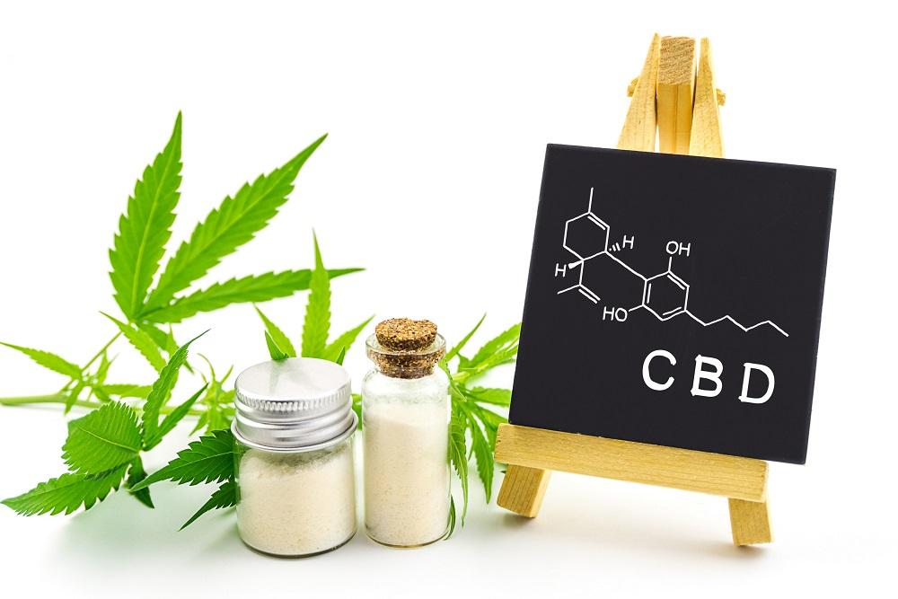 concentré CBD et ses propriétés thérapeutiques