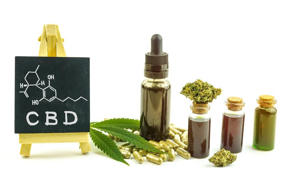 effets secondaires huile CBD