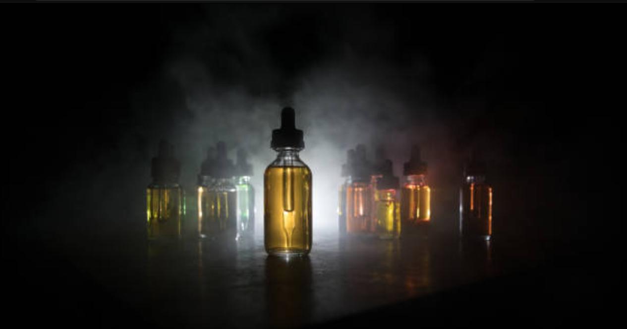 Les différents types d'e-liquide CBD